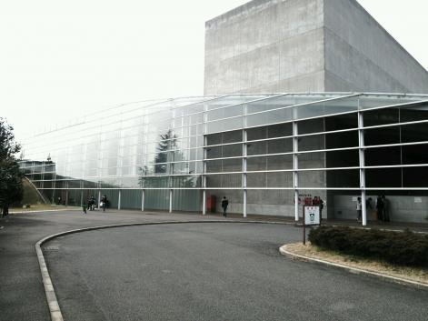 出雲市立大社図書館
