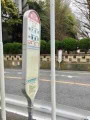 「龍口寺」バス停留所