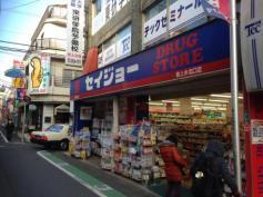 くすりセイジョー桜上水北口店