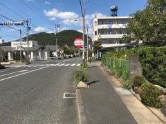 「福光球場前」バス停留所