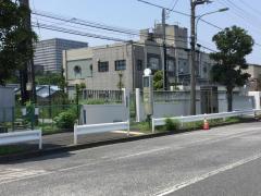「大森車庫」バス停留所