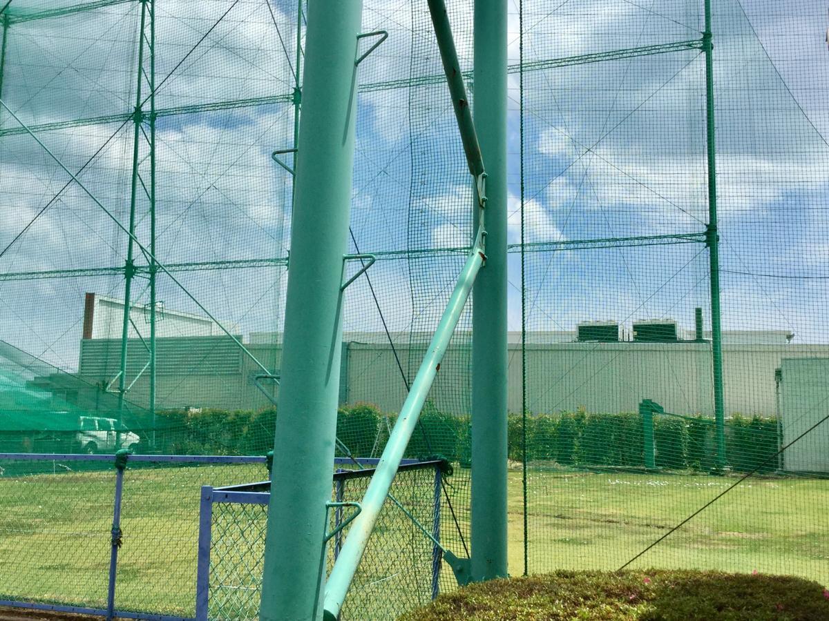 竹ノ花ゴルフ練習場