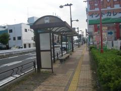 「群大入口」バス停留所