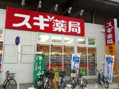 スギ薬局吉祥寺南町店