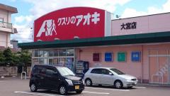 クスリのアオキ大宮店
