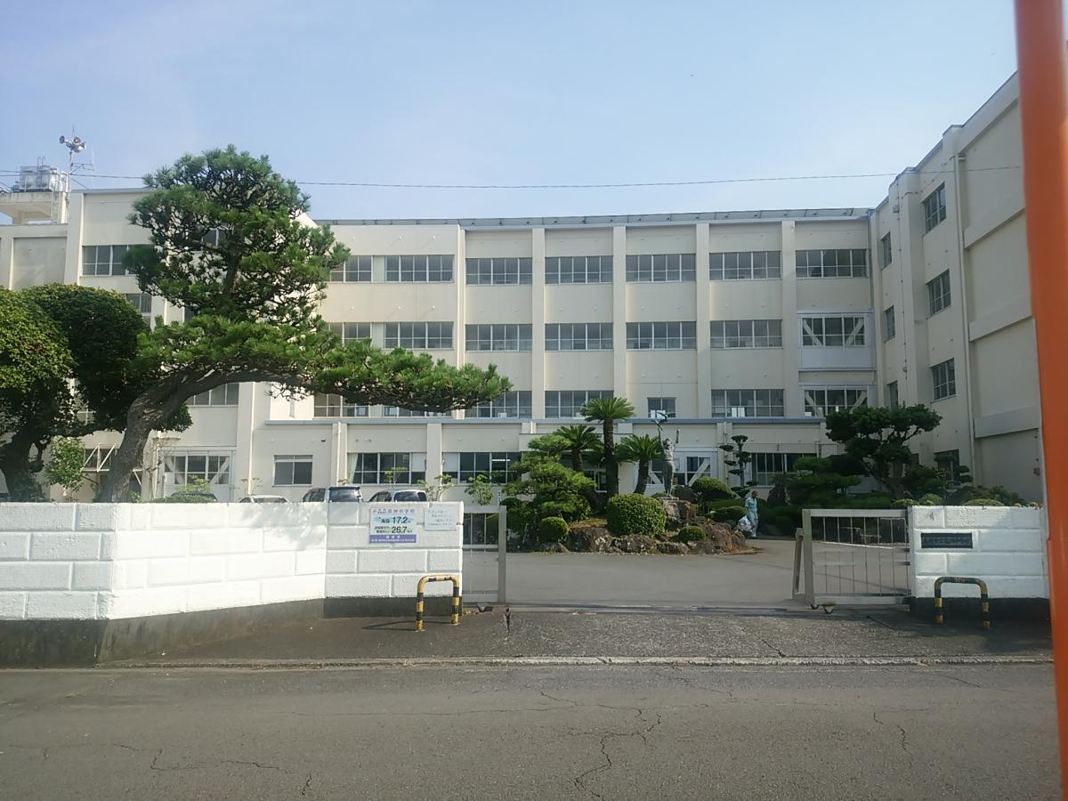 高洲中学校(藤枝市)の投稿写真...
