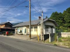 愛東上中野郵便局