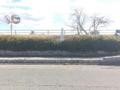 「江波東一丁目」バス停留所