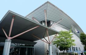 鹿沼総合体育館フォレストアリーナ