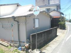「大野下駅入口」バス停留所