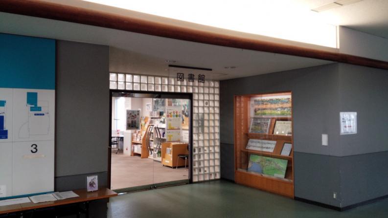 周南市立福川図書館
