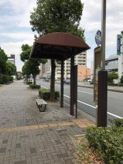 「姫路総合庁舎南」バス停留所