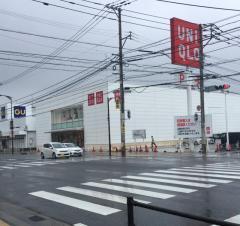 ユニクロ姪浜店