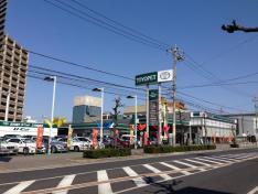 名古屋トヨペット三河安城店