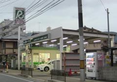 トヨタレンタリース京都山科店