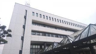 柏市沼南庁舎