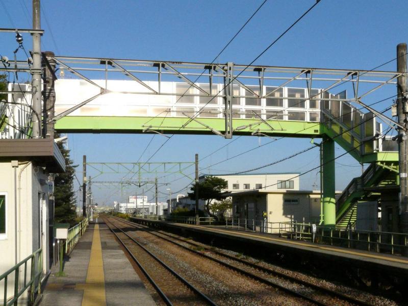 茨目駅(柏崎市)の投稿写真一覧...