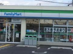 ファミリーマート高砂朝日町店