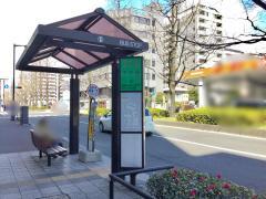 「木町通一丁目」バス停留所