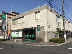 栃木銀行越谷西支店