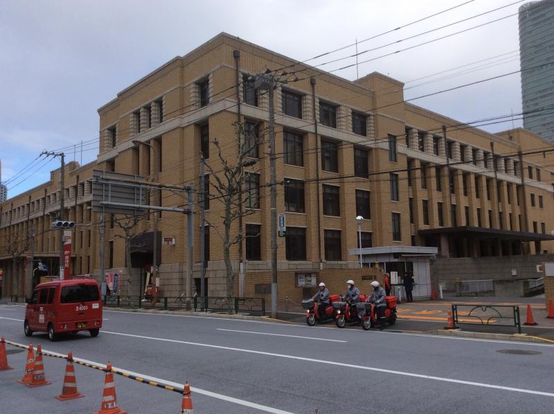 麻布郵便局(東京都港区)の投稿...