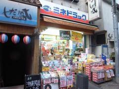 ミネドラッグ三田店