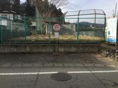 「柏倉学校前」バス停留所