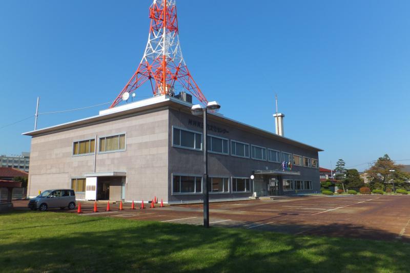 NHK鶴岡支局(鶴岡市)の投稿写...