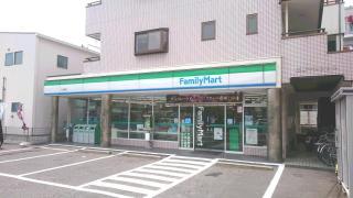 ファミリーマート元八事店