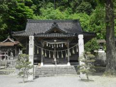 桓武伊和神社