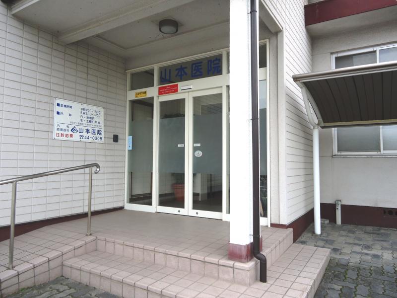 入口です( *`・ω・)ノ