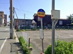 「柳町公民館前」バス停留所