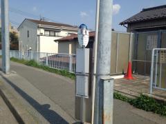 「滑橋」バス停留所