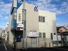 京葉銀行大久保支店