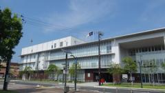 岡山市役所 水道局東水道センター