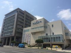 琉球新報社本社