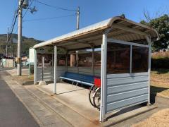 「杉の末」バス停留所