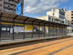 舟入川口町駅