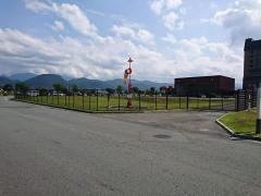 山形県立中央病院ヘリポート
