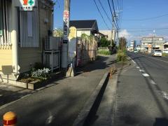 「宿矢名」バス停留所