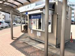 「松阪駅前」バス停留所