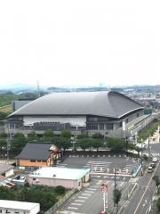 スカイホール豊田(豊田市総合体育館)