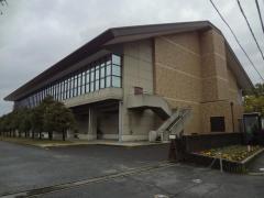 川西町立中央体育館