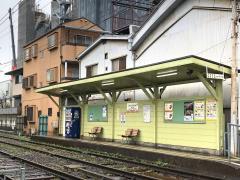 東天下茶屋駅