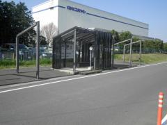 「玉里駅」バス停留所