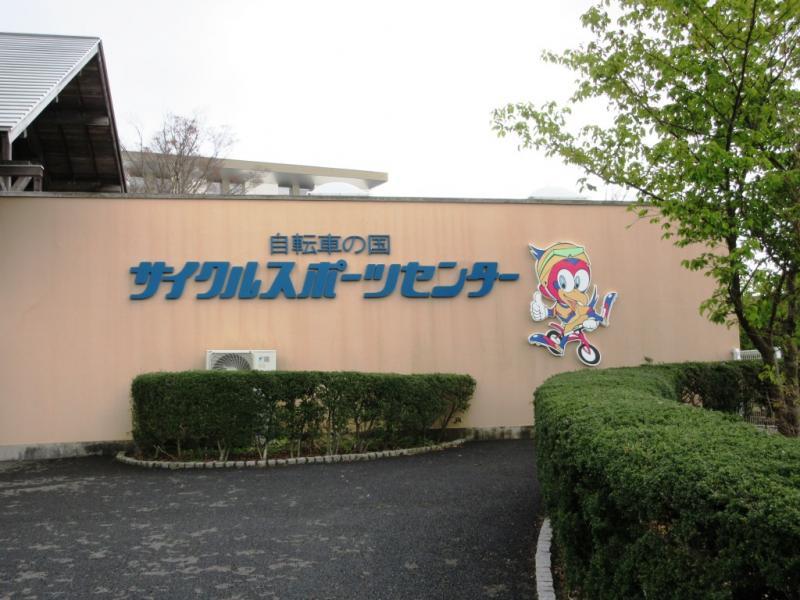 入り口の建物