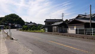 「東椋野」バス停留所