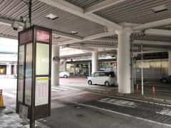 「柏駅東口」バス停留所