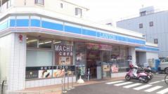 ローソン 新高島平駅前店