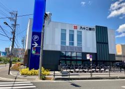 八十二銀行岡谷支店